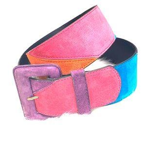 Compagnie Internationale Express Leather Belt